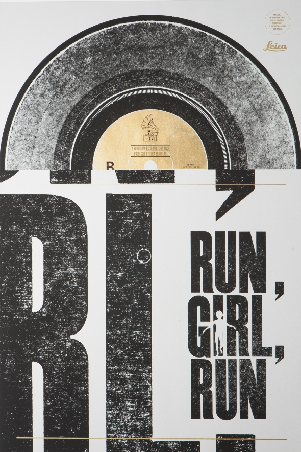 B11-095 04008 SOUNDLAB - RUN GIRL RUN